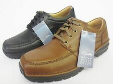 Clarks 100% Leather Lace-up Shoes for Men