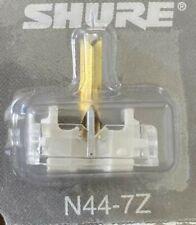 Shure N44-7Z Genuine Shure Stylus Sealed