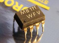 20x MB111 Optokoppler, TTL-kompatibel, WF Berlin