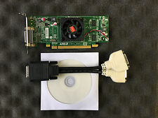 Dell AMD Radeon 512MB HD 5450 Video Card DMS59 to DVI Low Profile HFKYC,1CX3M