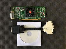 AMD Radeon 512mb Video Graphics Card OptiPlex Vostro Compaq Dell Inspiron DVI