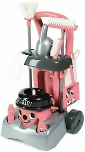 Casdon Deluxe Hetty The Hoover Cleaning Trolley Kids Fun Gift Toy