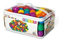 Bolas de Colores Para Piscinas y Centros de Juego 100 Pelotas Infantiles Juguete