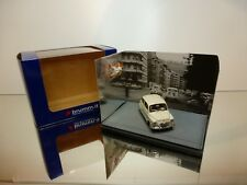 BRUMM AS53 FIAT 600D 50th ANNIVERSARY 1958-2008 - OFF WHITE 1:43 UNUSED IN  BOX