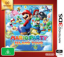 Nintendo Selects Mario Party Island Tour 3DS Game NEW