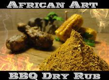 Afrika BBQ Rub 250g Grill Gewürz Magic Dust Barbecue African Art Smoker grillen