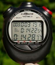 Fastime Fastime 21- Stopwatches- Black