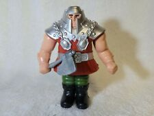MOTU, Ram Man, Masters of the Universe, He-Man, complete figure Loose & Axe