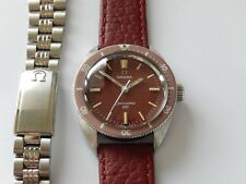Omega Seamaster 120 vintage 535.007 - rare burgundy colour - recently serviced