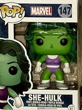 Funko Pop! 2016 Marvel The Hulk Classic SHE-HULK Vinyl Bobble Head #147 * MINT *