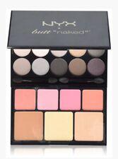 Neu Original NYX Butt Naked make Palette Eyeshadows, Blushers,Bronzer,Illuminat