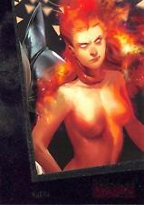 MAGMA / Women of Marvel Series 2 (2013) BASE Trading Card #44