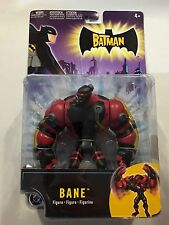 DC Comics The Batman Bane action figure 2004 Brand New Sealed As Seen on WB Kids