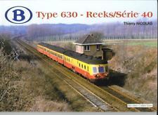 SNCB - NMBS    Type 630 - Reeks/Série 40