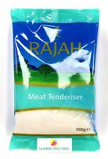 MEAT TENDERISER - RAJAH - 100g