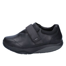 womens shoes MBT 4 (EU 37) sneakers black leather dynamic AB937-37