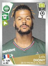 Stickers Panini Foot Championship of France 2017-18 - N° 433