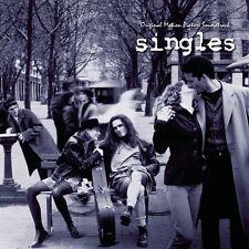 """""""Singles"""" Movie O.S.T. Double Vinyl LP & CD (Sealed) Soundgarden, Chris Cornell"""