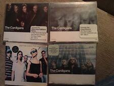 4 Cardigans Cd Singles 90s Erase Rewind Your New Cuckoo Nina Peerson