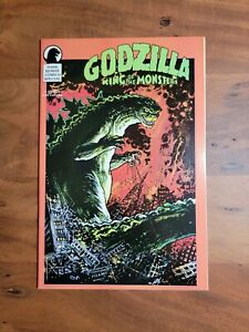 Godzilla King of the Monsters #1 Dark Horse Comics Special 1987