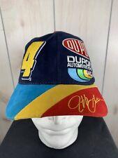 Jeff Gordon Snapback Hat Chase Authentics All Over Print Dupont NASCAR
