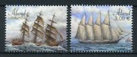 Aland 2018 MNH Sailing Ships Atlas Albania 2v Set Boats Nautical Stamps