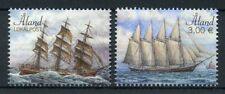 Aland 2018 MNH Sailing Ships Atlas Albania 2v Set Boats Nautical Stamps