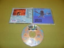 """Nirvana Nevermind RARE 1991 Israel Made """"Hed Arzi"""" CD + Hidden Trk Cobain Grohl"""