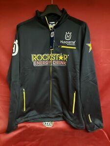 Jacket Husqvarna Rockstar Energy Replica Tech Fleece Jacket