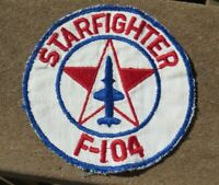 Vietnam USAF US AIR FORCE PATCH- F-104 STARFIGHTER Pocket Patch
