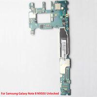64GB Logic Board Main Motherboard for Samsung Galaxy Note 8 SM-N950U Unlocked