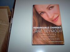 "Jane Seymour ""Remarkable Changes-Turning Life's Challenges into Opportunities"