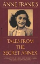 Tales From The Secret Annex Revised by Anne Frank 9780553586381 | Brand New
