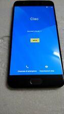 OnePlus 5 128 GB 8GB RAM BLACK GRADO A+ CON SCATOLA GARANZIA 12 MESI