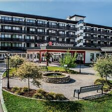 3 Tage Wellness 2P @ Hotel Königshof Bad Füssing inkl. HP, Therme, Frühstück uvm