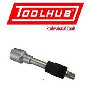 "Tool Hub 1009 2 Piece Alternator Generator Socket 1/2"" Drive XZN M10 Spline"