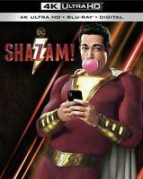 Shazam! 4K Ultra HD Blu-ray/Blu-ray/Digital New