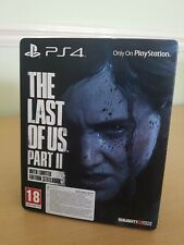 The Last of Us Part II with Limited Edition Steelbook unplayed (PS4, 2020)