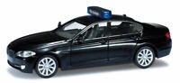 HERPA 700627 BMW serie 5 Touring nero polizia militare tedesca H0 1:87