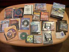 20 PC Spiele ..viele Klassiker ... gut erhalten ... viele mit ausf. Anleitungen