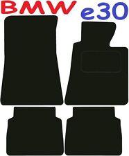 BMW SERIE e30 3 SU MISURA tappetini AUTO ** Qualità Deluxe ** 1991 1990 1989 1988 1987