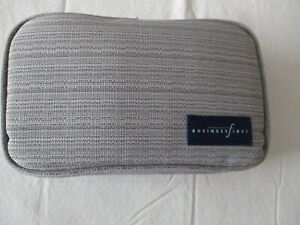 NEW CONTINENTAL AIRLINES BUSINESS FIRST CLASS TRAVEL KIT FREE SHIPPING