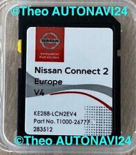 ✅ Nissan Connect 2 Update Navigatie SD Kaart V4 2019-2020
