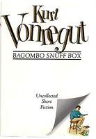 Bagombo Snuff Box: Uncollected Short Fiction by Kurt Vonnegut  1st Printing