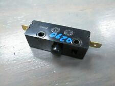 Ge/Hotpoint Other Dryer Used Belt Switch Wd21X10261 We4X10030 13188160