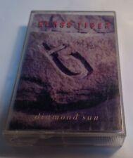 GLASS TIGER Tape Cassette DIAMOND SUN  Capitol Records Canada C4-48684