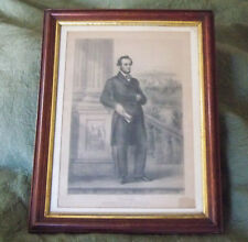 Abraham Lincoln Litho PHOTH by Brady Bufford's Lith