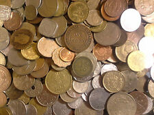 ONE POUND 1 Lb of WORLD COINS FOREIGN COIN LOT *Variety*
