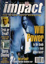 Impact#86 Feb.1999 Will Smith,Bruce Lee,Die Hard