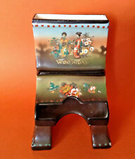 Cigarette Dispenser - Hand Painted Geisha  - Watch Hill RI Souvenir - Japan